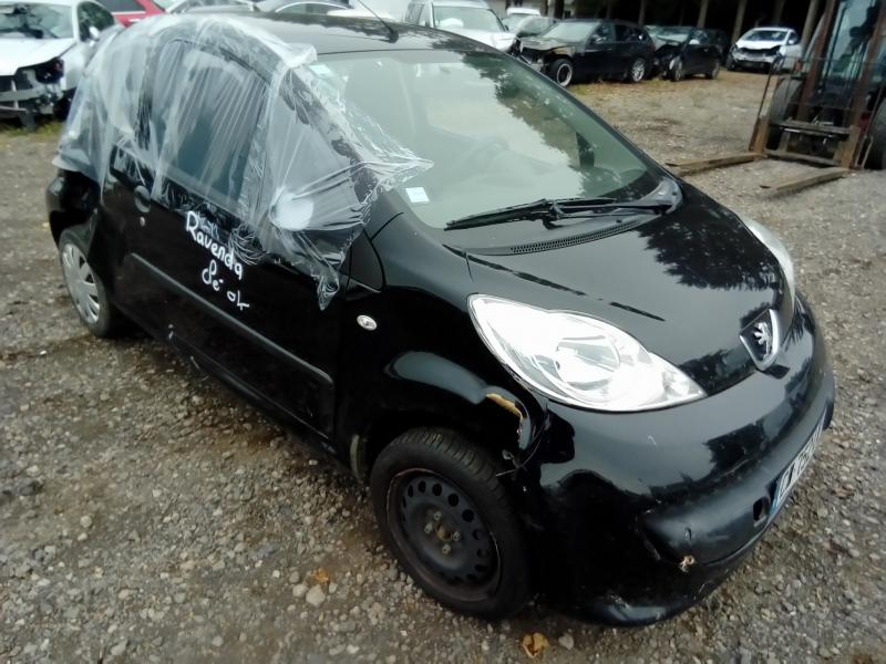 PEUGEOT 107 1,4 HDI accidenté
